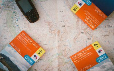GPS Wandelnavigatie